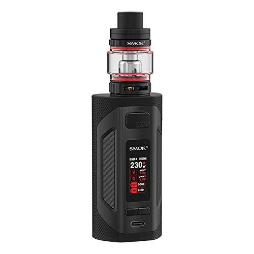 Smok Rigel E Zigarette - 230 Watt - 6,5ml Tankvolumen - Farbe: schwarz