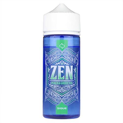 Sique e-Liquid Zen, Shake-and-Vape zum Mischen mit Basisliquid für e-Liquid, 0.0 mg Nikotin, 100 ml