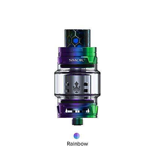 Smok TFV12 Prince Tank 8ml E-Zigarettes Atomiser/Original Kein Nikotin Kein Tabak (Rainbow)